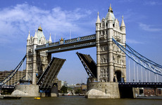 London's Tower Bridge reopens to traffic after being stuck due to technical fault