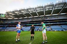Tipperary's Fergal Horgan to referee All-Ireland senior hurling final