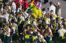 Some Australian athletes are facing 28 days' quarantine after return from Tokyo Olympics