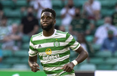 Prospect of losing star striker Edouard for free is a concern, admits Celtic boss