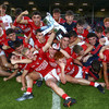 Cork complete Munster underage clean sweep with football final success over Limerick