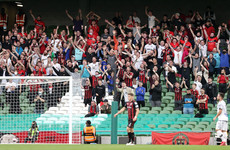 Greek police warn 200 travelling Bohs fans to stay away ahead of historic tie