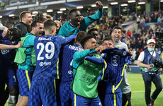 Kepa the hero as Chelsea edge out Villarreal to win Super Cup in Belfast