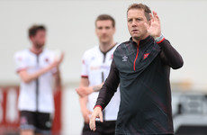 Perth hoping for another famous Tallaght night as Dundalk meet Vitesse in Conference League