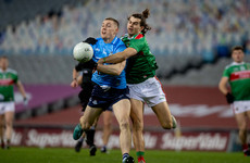 Mayo sweating over fitness of All-Star defender ahead of Dublin clash