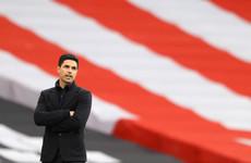 Arsenal's transfer window 'still pretty open' ahead of Premier League kick-off, admits Arteta
