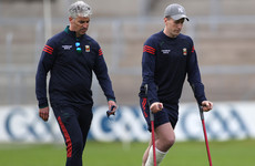 'Sharing nuggets of information with everyone as always' - O'Connor still contributing to Mayo