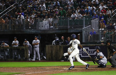 Anderson's walk-off homer lifts White Sox in baseball's 'Field of Dreams' game