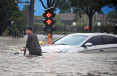 Over 300 now dead as fresh flooding in central China kills another 21 people