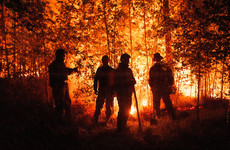 Russia extends state of emergency over wildfires in Siberia