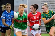 The four teams bidding for TG4 All-Ireland senior championship glory