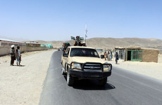 Dept Foreign Affairs 'gravely concerned' over Taliban's offensive in Afghanistan