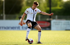 Norwegian striker departs from Dundalk after seven months with Lilywhites