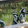 Street artist Banksy confirms he was behind new artwork in Suffolk and Norfolk