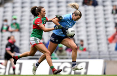 Four-in-a-row champions Dublin see off Mayo to march into eighth successive All-Ireland final