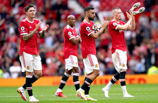 4 assists for Pogba and Fernandes hat-trick as Man United hammer Leeds