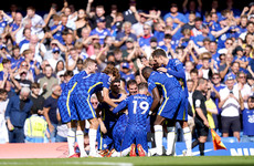 Dream debut for Chalobah as Chelsea make it day to forget for Patrick Vieira