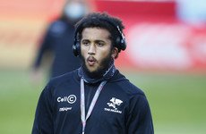 Dream debut for Hendrikse as South Africa beat Argentina