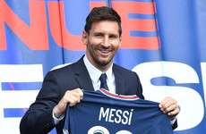 Messi gets rapturous reception, Mbappe jeered in PSG win
