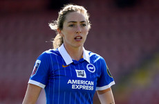 Ireland star Megan Connolly rewarded with Brighton contract extension