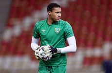 Praise for 'top goalkeeper' Bazunu after promising Portsmouth debut