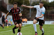 Bohs rebound from European exit with vital win over struggling Sligo Rovers