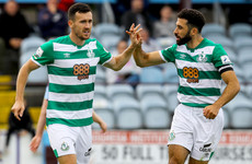 Shamrock Rovers continue their winning run to move clear at the top