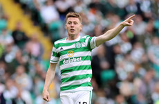 Aaron McEneff scores for Hearts but Celtic prevail in James McCarthy's debut