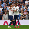 Spurs shrug off Kane absence to defeat defending champions Man City