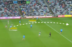 Why Keegan's return to half-back was the catalyst for Mayo's win over Dublin