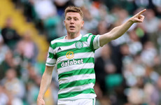 James McCarthy close to full fitness after Celtic cup cameo