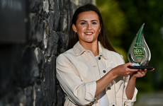 Armagh's Aimee Mackin wins Player of the Month award