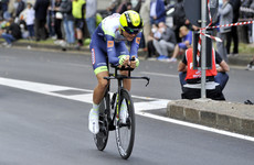 Rein Taaramae climbs to victory in stage 3 of Vuelta
