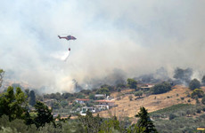 Firefighters grapple with more wildfires near Greece's capital
