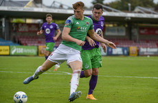 Promising defender O'Brien completes move from Cork City to Crystal Palace