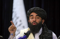 Taliban news conference hears promise of women's rights 'within the framework of Sharia'