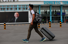 Countries urged to take in Afghan refugees as thousands try to flee Taliban