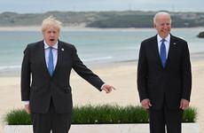 Joe Biden's defiance over Afghanistan tests global alliances