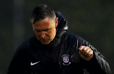 Athlone Town on the hunt for a new manager as Adrian Carberry departs