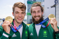 Olympic gold medallists O'Donovan and McCarthy to face each other in Irish Rowing Championships