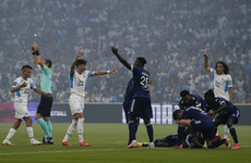 Bordeaux forward fit to resume training after collapsing during Ligue 1 match