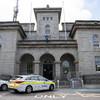 Man arrested after two garda cars set on fire at Dundalk Garda Station
