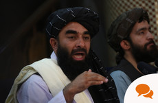 Opinion: Should anyone believe Taliban pledges to respect women's rights?