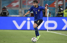One of Italy's Euro 2020 heroes makes €35 million Juventus move