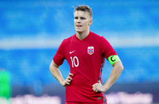 Arsenal agree deal in the region of €35m for Real Madrid playmaker Odegaard
