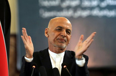 Afghan president says he fled Kabul to prevent bloodshed