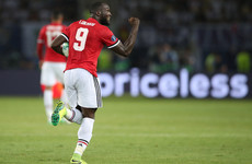 Lukaku is the master of debuts: John Brewin's standout matches this weekend