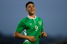 League One move for former Ireland U21 and Waterford striker