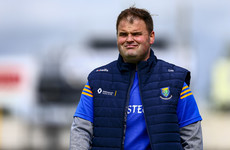 Wicklow football manager Davy Burke steps down