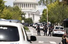 Man threatening to detonate bomb near US Capitol surrenders